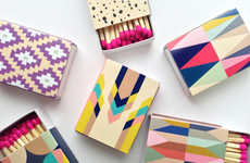 Decorative Matchbox Decor - Etsy's BelloPOP Print Shop Features Artful Gift Ideas