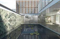 Balanced Social Abodes - The Shanghai Garden Villa Meets the Social Needs of a Family in China