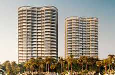 OMA Presents its Designs for Park Grove in Miami