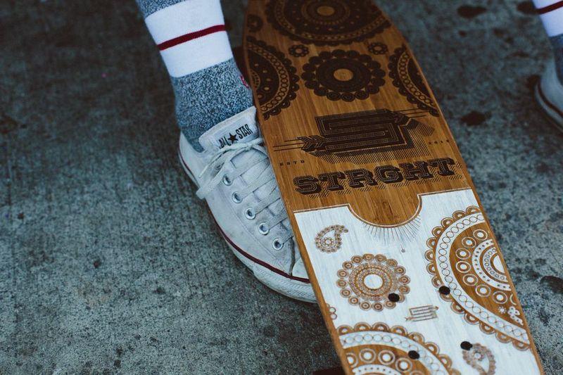 Modelo Especial Presents: Vintage-Inspired Skate Decks