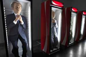 Eugenio Merino Sculpted Infamous Politicians in Coca-Cola Coolers