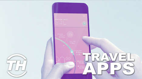 Activity-Based Travel Apps
