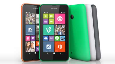 Budget-Friendly Smartphones - The Nokia Lumia 350 is the Cheapest Windows Phone Ever Made