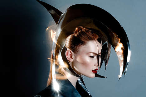 Sci-Fi Accessory Editorials - Glassbook Magazine