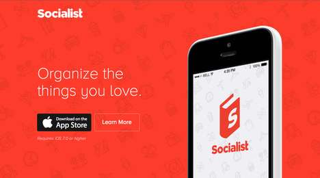 Social List Apps - The Socialist App Sets Itself Apart With Its Social and Integration Features