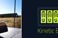 Energy-Harnessing Boots - The 'Kinetic Boot' is Being Developed by Lockheed Martin & STC Footwear