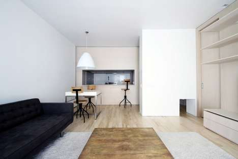 Minimalist Meditative Dwellings - The K Residence by Yuuki Kitada is Contemporary and Calming