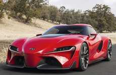 The New Toyota Supra Sports Three Electric Engines