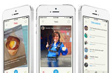 These Apps Like Tinder Use Swiping for Job Hunting and Finding Fashion