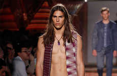 40 Music Festival Menswear Finds - From Youthfully Bohemian Runways to Hipster Surfer Attire