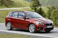 Groundbreaking Crossover Cars - The BMW 2 Series Active Tourer Comes in Three Different Versions