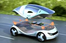 Computer-Controlled Car Prototypes - Siemens Electric Cars Could Function as Computers on Wheels