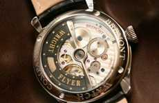 Airplane-Embedded Watches - The Bremont Wright Flyer Contains Muslin From the Wright Flyer Aircraft