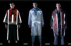 Sing Yu Chan's Graduate Collection Highlights Cultural Fashions