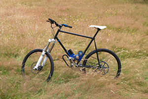 The Flux Bicycle Could Be Charged Wirelessly On the Go