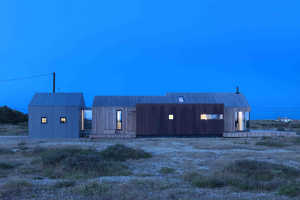 This Home on Dungeness Beach is the Perfect Getaway
