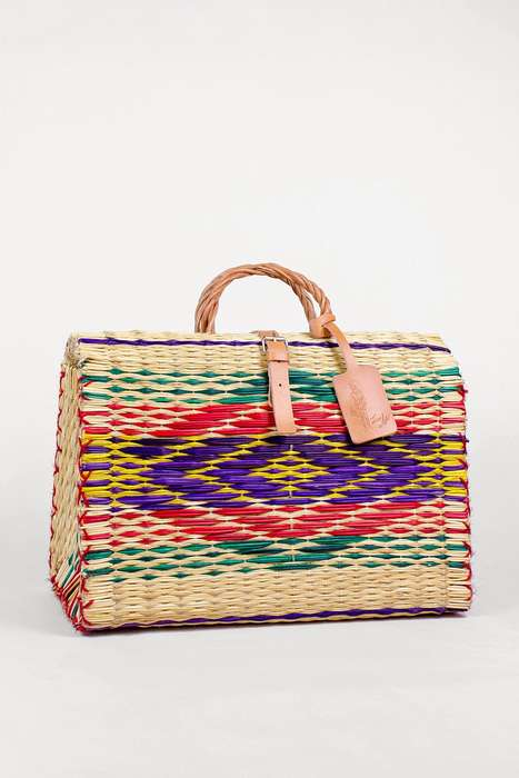 Handmade Portugese Purses - The Toino Abel Nuno Henriques Bags Are Made in an Authentic Manner