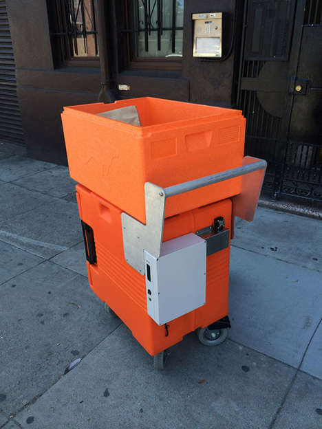 Grilled Cheese Deliveries - The Melt Has Invented the SmartBox to Deliver Fresh Grilled Cheese