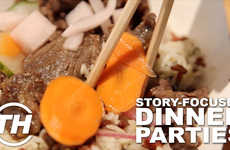 Story-Focused Dinner Parties