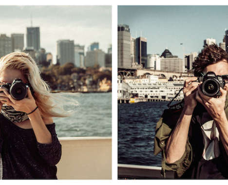Two-Way Photography Series