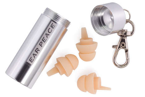 Discreet Comfortable Earplugs - EarPeace Offers Quality Ear Protection Associated with Music Events