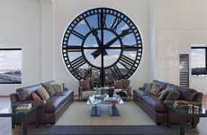 Clock Tower Penthouses - Apartment 16 in Brooklyn's Main Street Sits Inside a Clock Tower