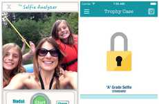 Selfie Assessment Apps - The Selfie Analyzer Lets You Know How Good Your Selfies Are Pre-Posting