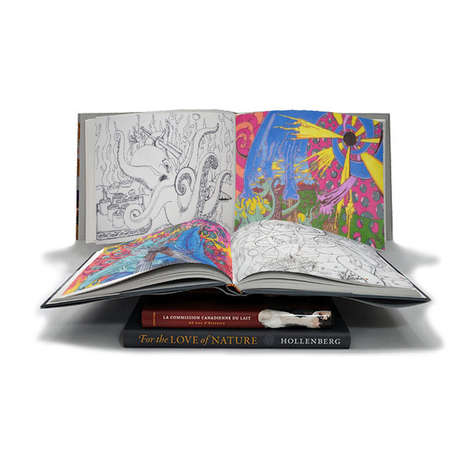 Psychedelic Coloring Books - Alexander Williamson