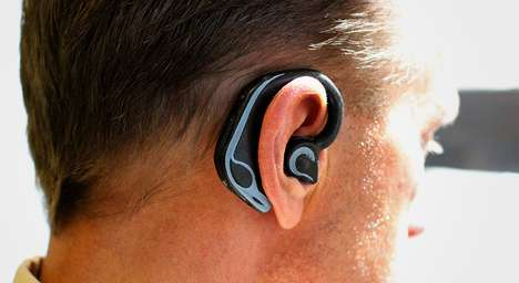 Cordless Fitness Earphones - The Freewavz Wireless Headphones Track Your Fitness While You Workout