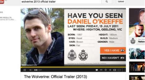 12 Eye-Catching Missing People Ads - From Viral Missing Person PSAs to Missing Persons Apps