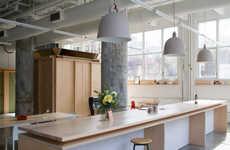 Flexible Factory Workspaces