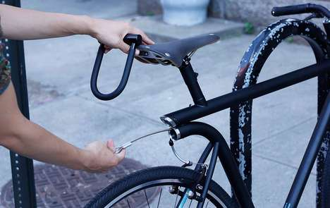 Ultimate Urban Bicycles - Merge by Oregon Manifest Integrates Tools into Its Frame