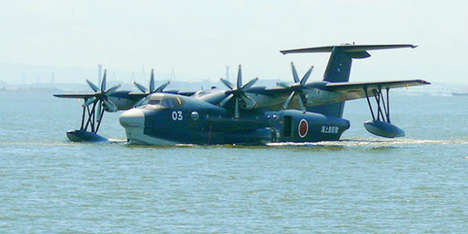 Humongous Amphibious Airplanes - The Dragon-600 Will Be the World
