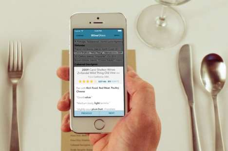 Wine Connoisseur Apps - The WineGlass App Shares the Wealth