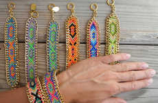 Fashionable Friendship Accessories - Etsy's OOAK Friendship Bracelets are Stylish and Sentimental