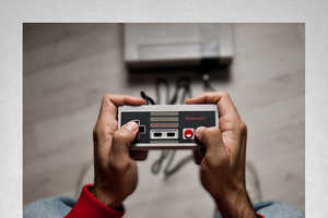 Javier Laspiur's Photos Depict Gaming Controllers Over the Years