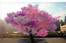 Kaleidoscopic Hybrid Trees - Tree of 40 Fruit by Sam Van Aken is an Ambitious God-Like Project