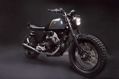 Artisanal Custom Motorbikes - The