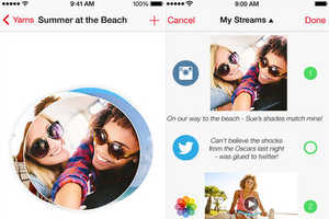 The Yarnee Content Collector App Weaves Your Best Social Media Posts Together