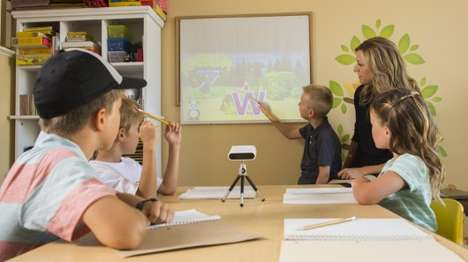 Magical Touchscreen Projectors - The TouchPico Can Convert Any Surface to a Touchscreen Monitor