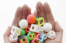 3D-Printed Candies
