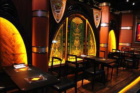 Glam Gamer Restaurants - The Eorza Cafe is a Final Fantasy XIV Themed Restaurant