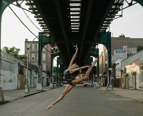 Urban Ballerina Projects