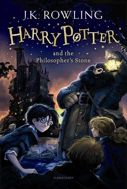 Magically Refreshed Book Covers - Bloomsbury Released New Harry Potter Covers For the Books
