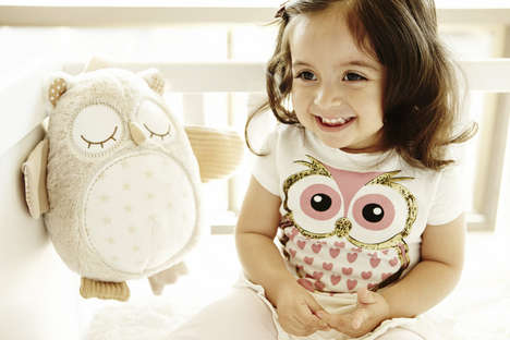27 Bedtime Aids for Kids - From Soothing Owl Toys to Rainbow Light-Up Teddies