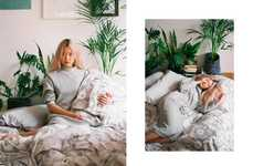 Lounging Daydreamer Catalogs - The SUKU Lucidity Collection is Comfortable and Effortlessly Cool