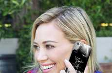 Celebrity Smartphone Sheaths