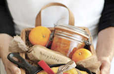 Breakfast Gift Baskets - Country Living Provides the Perfect Comfort Food Present for Foodies