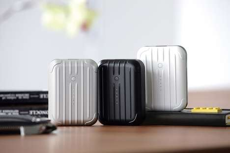 45 Portable External Battery Designs - From Beautiful Backup Chargers to Tiny Portable Chargers