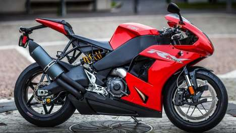 Trailblazing American Motorbikes - The Latest Erik Buell Motorbike Has Plenty of Grunt and Power